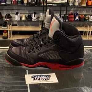 Preowned Jordan 5 Satin Size 5Y