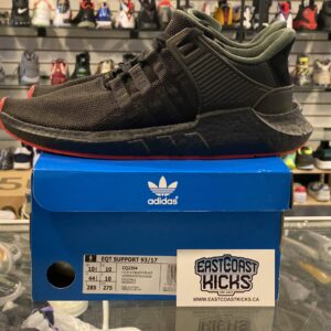 Preowned Adidas EQT Red Carpet Size 10.5