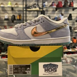 Nike SB Dunk Low Sean Cliver Holiday Special Size 9