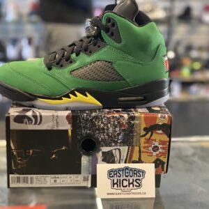 Jordan 5 Oregon Size 8