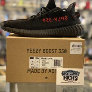 Adidas Yeezy 350 Bred Size 9.5