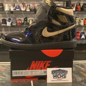 Jordan 1 High Black Metallic Size 8