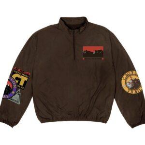 Travis Scott Cactus Jack Wind Breaker Jacket Size L