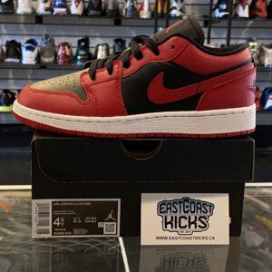 Jordan 1 Low Reverse Bred Size 4.5Y