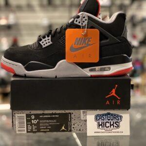 Jordan 4 Playoff Bred Size 9