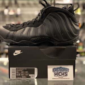Preowned Nike Foamposite Anthracite Size 11