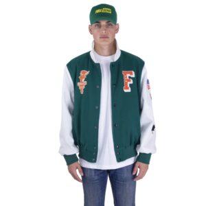 Full Send Varsity Jacket Size S