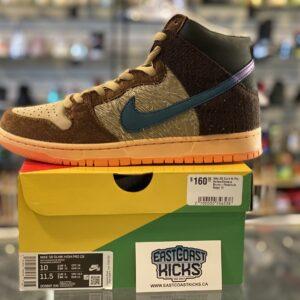 Nike SB High Turdunken Size 10