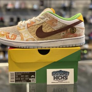 Nike SB Dunk Low Street Hawker Size 11