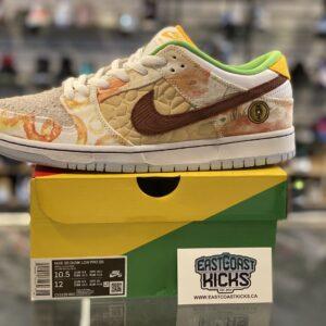 Nike SB Dunk Low Street Hawker Size 10.5