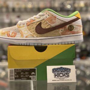 Nike SB Dunk Low Street Hawker Size 8
