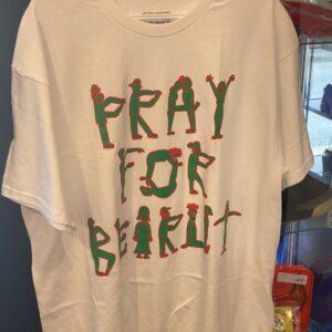 Chinatown Market Pray For BEIRUT Tee Size XL