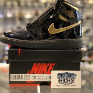 Jordan 1 High Black Metallic Size 5.5Y