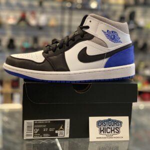 Jordan 1 Mid Union Blue Size 9.5