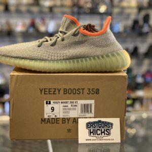 Adidas Yeezy 350 Desert Sage Size 9