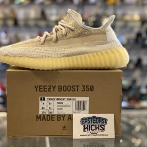 Adidas Yeezy 350 Natural Size 9