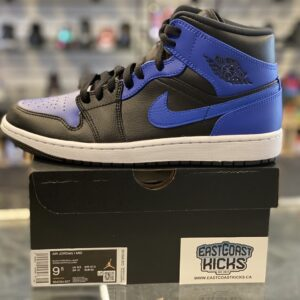 Jordan 1 Mid Royal Size 10