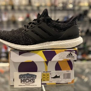Adidas Ultra Boost Black Size 10.5