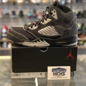 Jordan 5 Anthracite Size 8.5