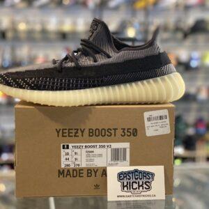 Adidas Yeezy 350 Carbon Size 10
