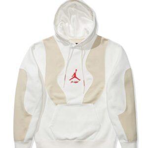 OFF-WHITE Jordan Hoodie White Size XL