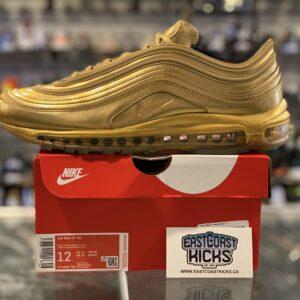 Nike Air Max 97 QS Gold Size 12