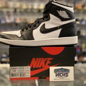Jordan 1 High Black White Size 12