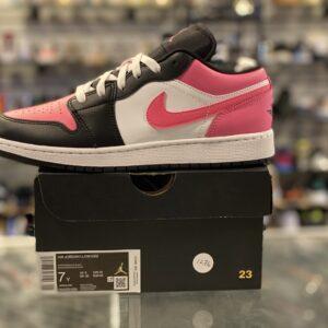 Jordan 1 Low Pinksicle Size 7