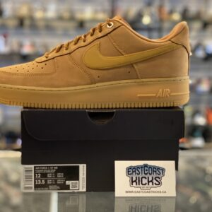 Nike Air Force 1 Low Wheat Size 12