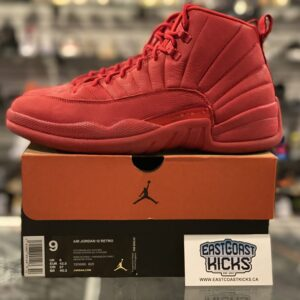 Preowned Jordan 12 Gym Red Size 9