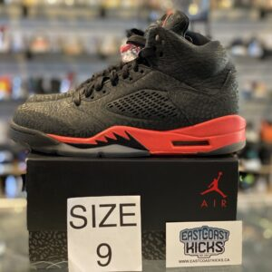 Preowned Jordan 3Lab5 Infrared Size 9