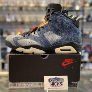 Preowned Jordan 6 Denim Size 11