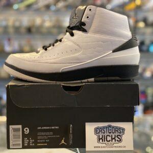Preowned Jordan 2 Wings Size 9