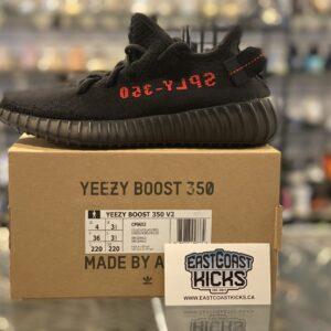 Adidas Yeezy 350 Bred Size 4Y