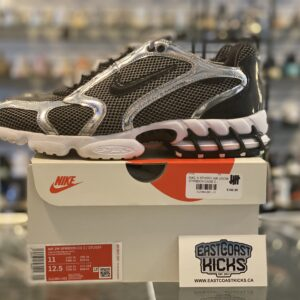 Preowned Nike Air Zoom Spiridon Cage 2 Stussy Size 11