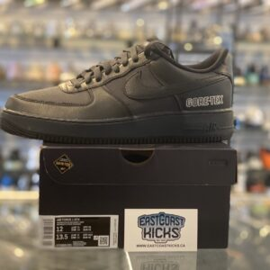 Nike Air Force 1 Low GTX Black Size 12