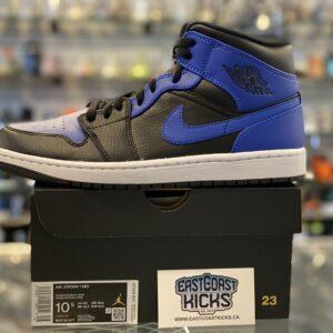 Jordan 1 Mid Royal Size 10.5