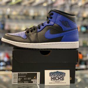 Jordan 1 Mid Royal Size 8.5