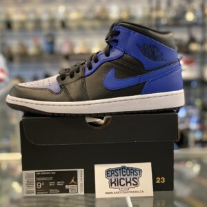 Jordan 1 Mid Royal Size 9.5