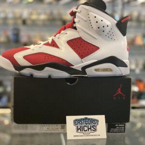 Jordan 6 Carmine Size 11