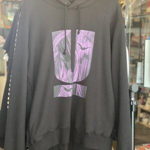 Preowned Undercover Hoodie Black Size XL