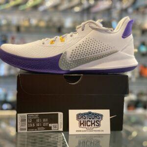Nike Mamba Fury Lakers Size 12