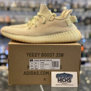 Preowned Adidas Yeezy 350 Butter Size 9