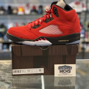Jordan 5 Raging Bulls Size 5Y