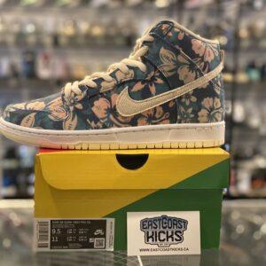 Nike SB Dunk High Hawaii Size 9.5