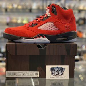 Jordan 5 Raging Bulls Size 10.5