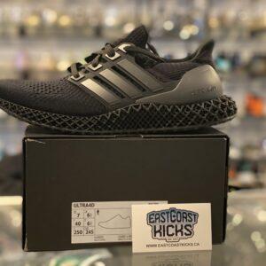 Adidas Ultra 4D Black Size 7