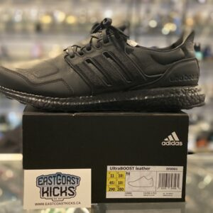 Adidas Ultraboost Leather Black Size 11