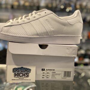 Adidas Superstar White Size 12