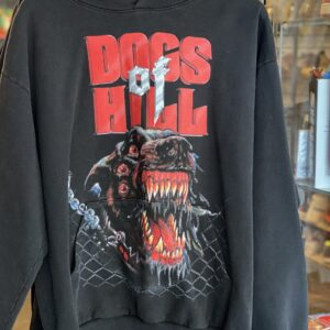 Preowned Billy Hill Dogs of Hill Hoodie Size XL